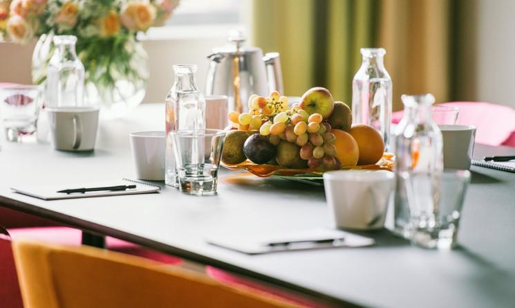 anläggning för effektiva möten och konferenser