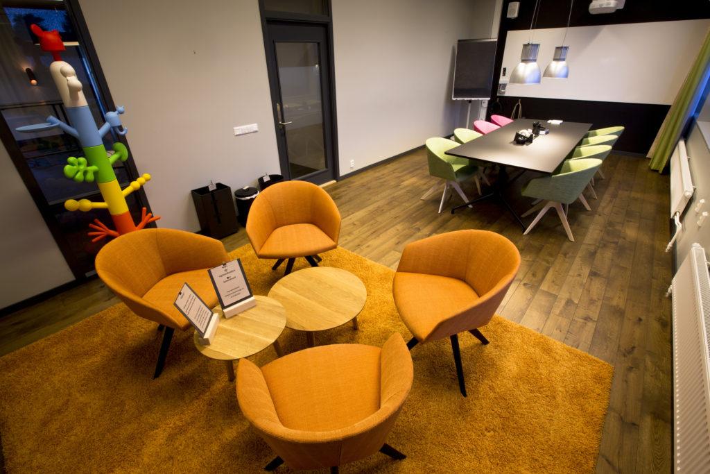 konferenslokal Chicago kreativ sittning
