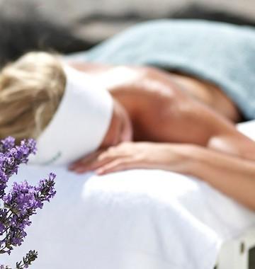 spa massage behandling