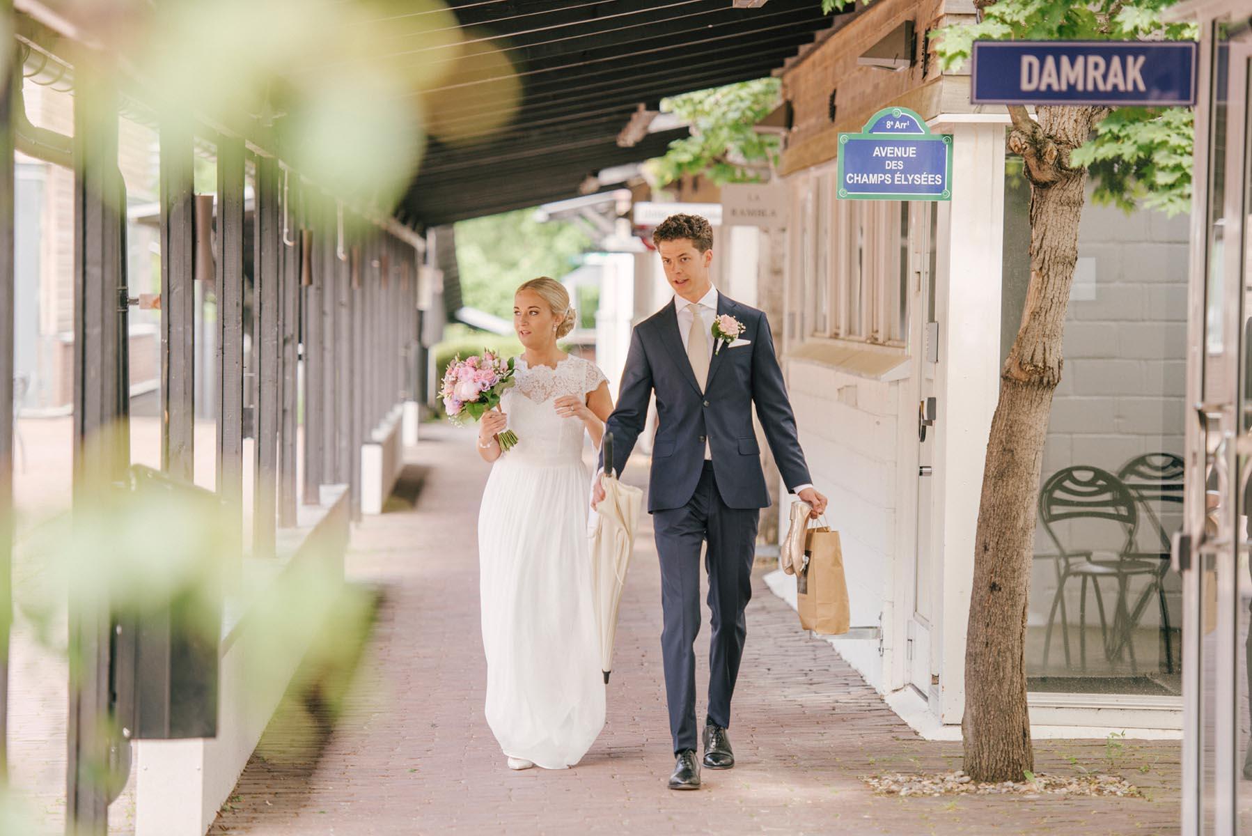 bröllop par gifta
