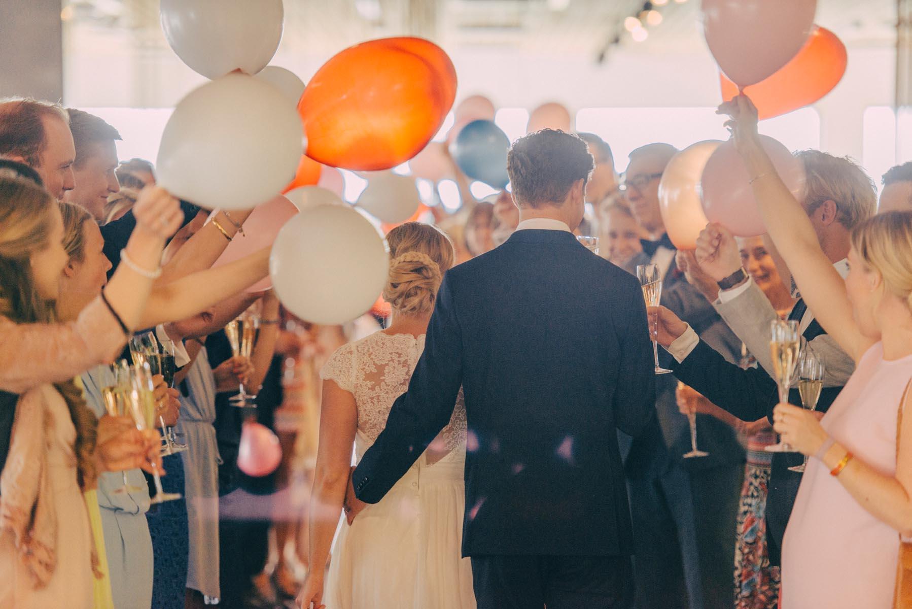 bröllop fest lokal