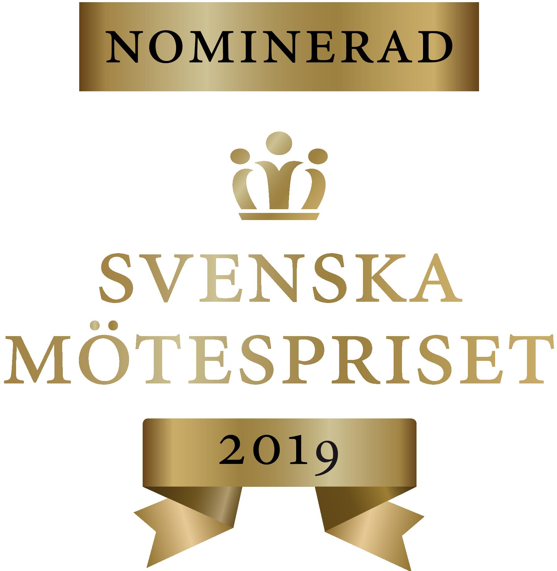Svenska mötespriset 2019