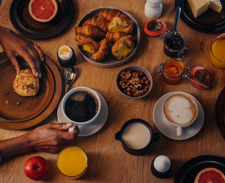 Frukost Sigtunahöjden