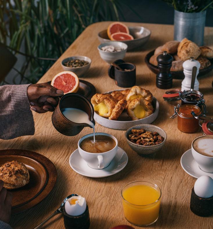 Frukost i Sigtuna