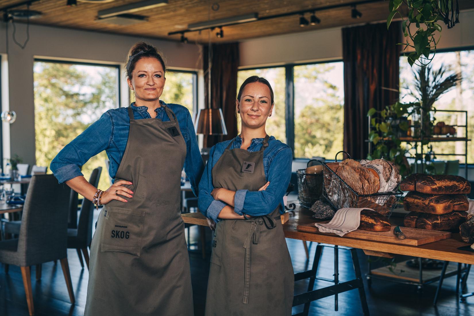 sigtunahöjden Restaurang Skog personal