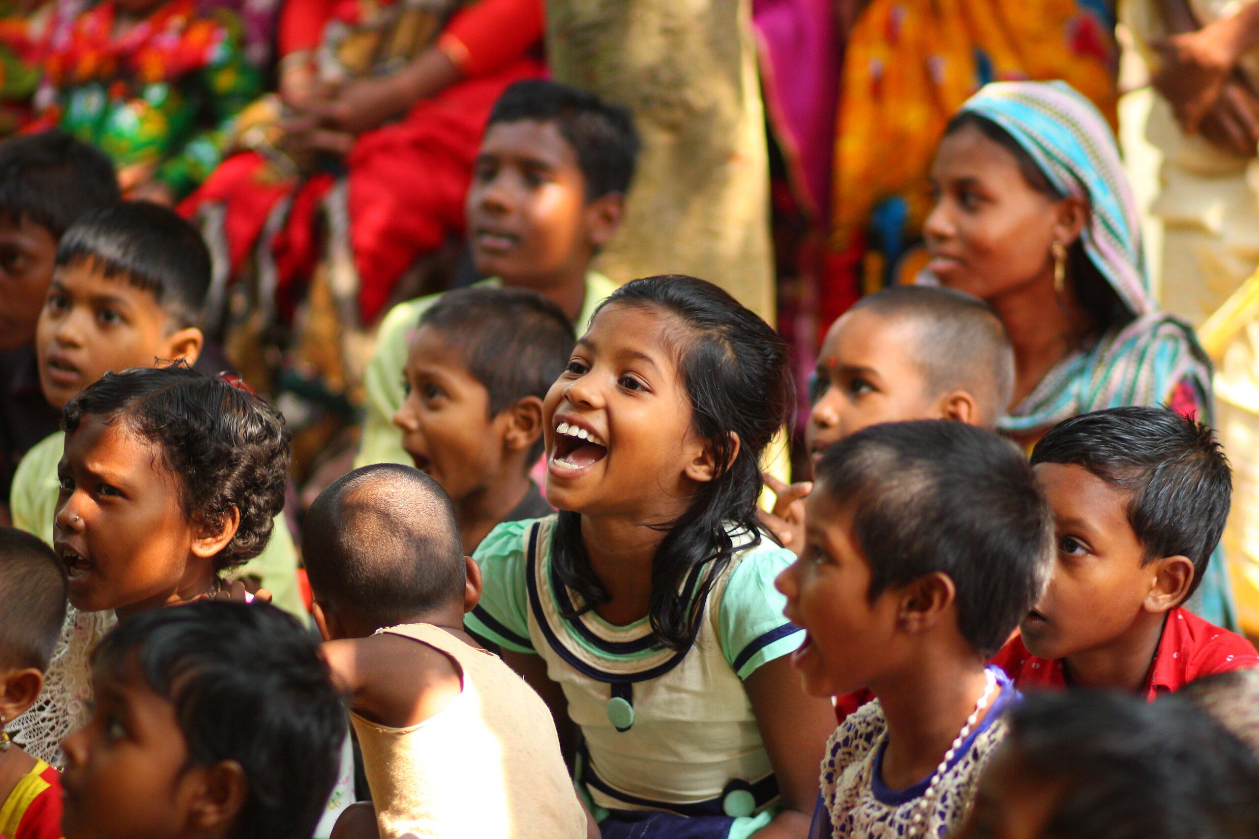 Bangladesh Världens Barn